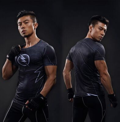 ZOOM Short Sleeve Compression Shirt