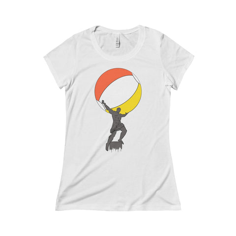Fun Atlas - Women's Light Tee