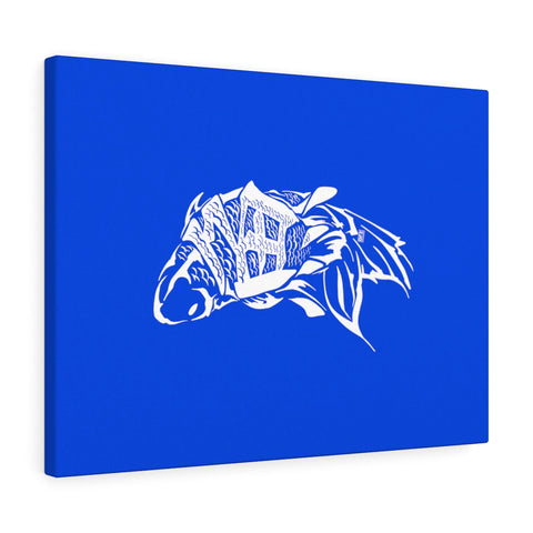 Pisces Wall Art-Canvas Gallery Wraps