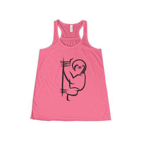 Sloth Love - Premium Women's Tank Top