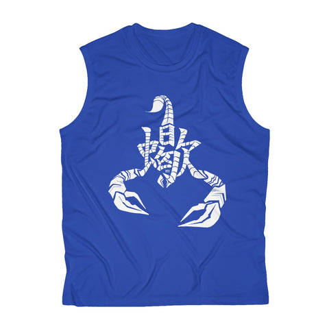 Scorpio Men's Sleeveless Performance Tee