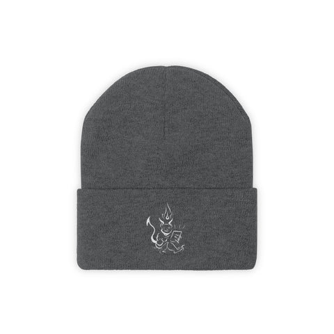 Digital Devil Knit Beanie