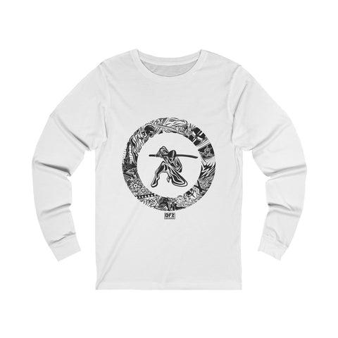 Ninja - Unisex Long sleeve Tee