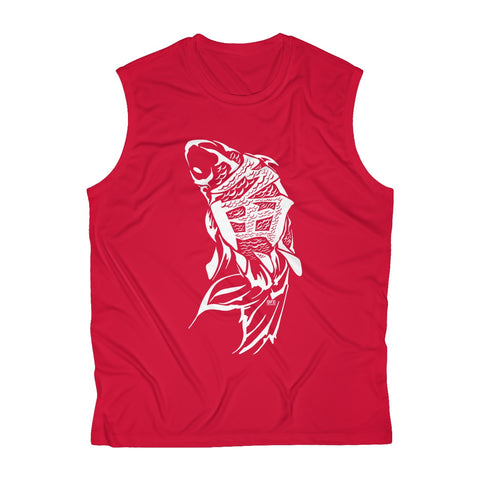 Pisces Men's Sleeveless Performance Tee