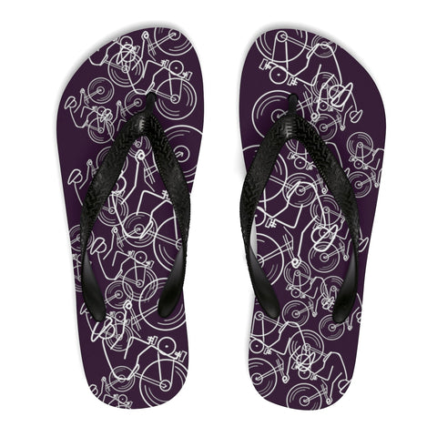 Ride Together Unisex Flip-Flops