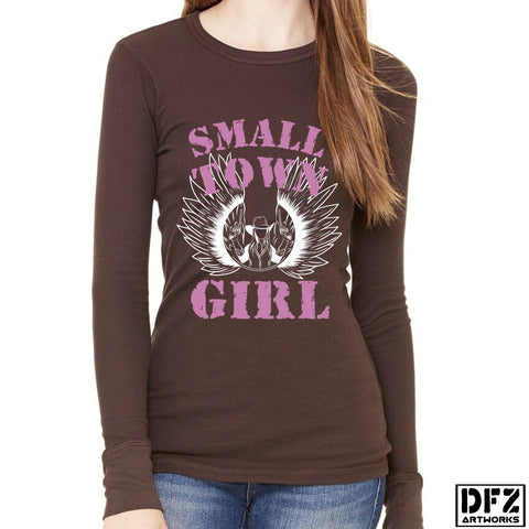 Small Town Girl Long Sleeve