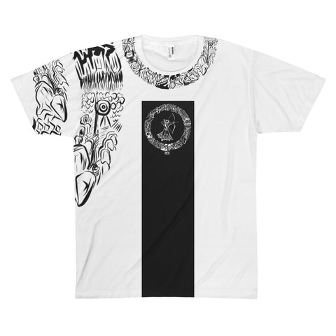 DFZ Archer - All Over Print Men's T-shirt