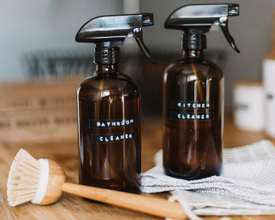 3 Natural Products for Fall Cleaning (Yes, It's A Thing)