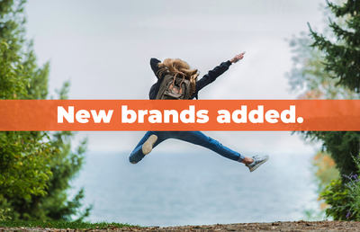 Meet Our Newest Brands (August Edition)