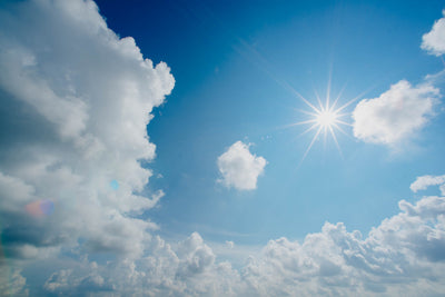 Sunny Outlook for Sustainable Energy