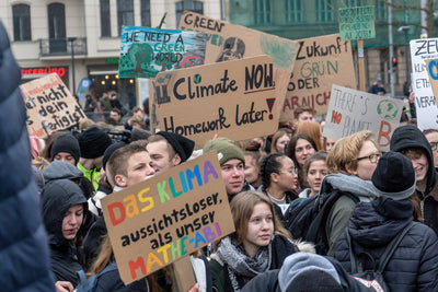 Climate Strike: The Youth-Led Movement to Address Climate Change