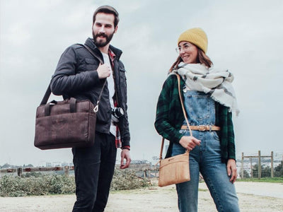 5 Places to find Vegan Leather Purses, Bags, Shoes, Jackets, and More
