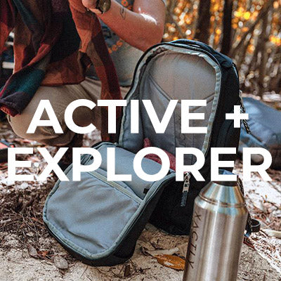 Gifts for the active explorer