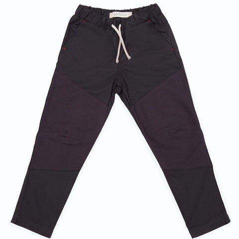 Lined Ash Pants - Anthracite