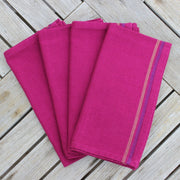 Celebration Table Napkins | Magenta