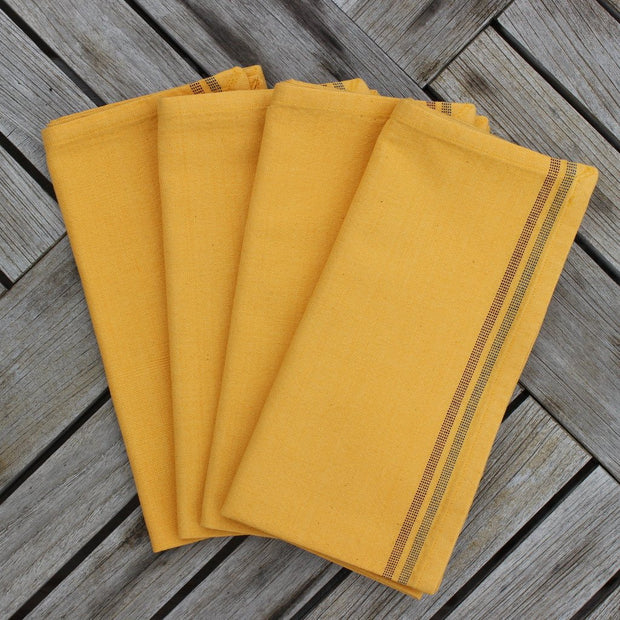 Table napkins | Celebration Napkins in Apricot
