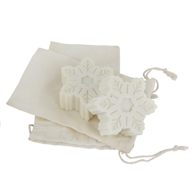 Sitti Snow-shaped Olive Oil Soap (Limited Edition)