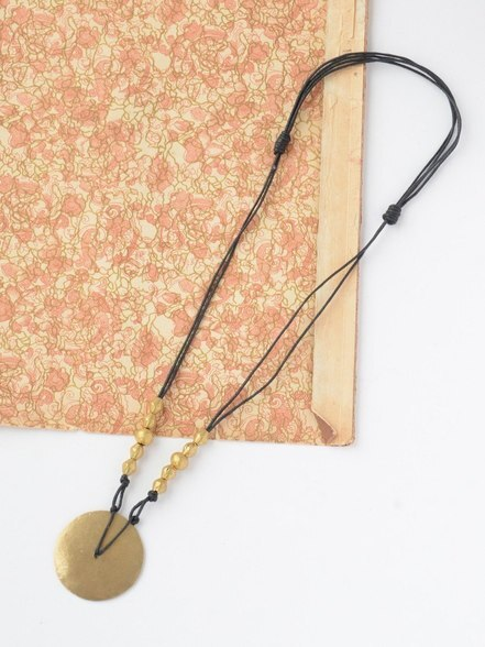 Asko Necklace - Gold