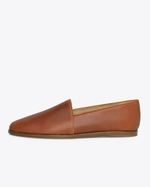 Alejandro Slip on Brandy