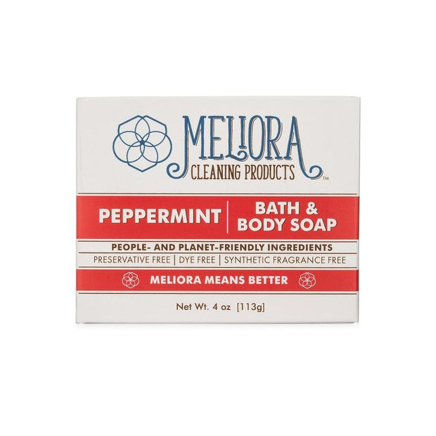 Bath and Body Bars - Peppermint