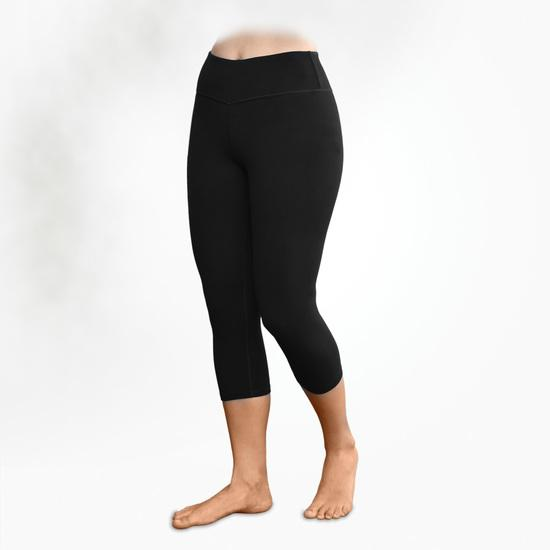 Organic Cotton Blackout Leggings - Midcalf