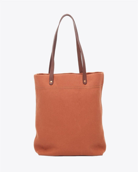 Canvas Tote Amber