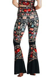 Rustica Printed Bell Bottoms