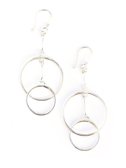 Cycle Earrings