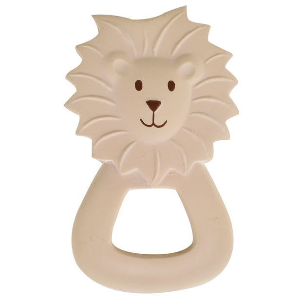 Lion - Natural Rubber Teether