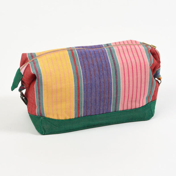 Toiletry Bag | Carousel Stripe