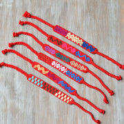 Napkin Ties | Red