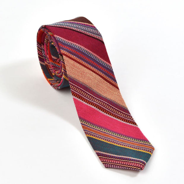 Men's Tie | Berry Jubilee