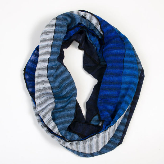 Infinity Scarf | The Blues