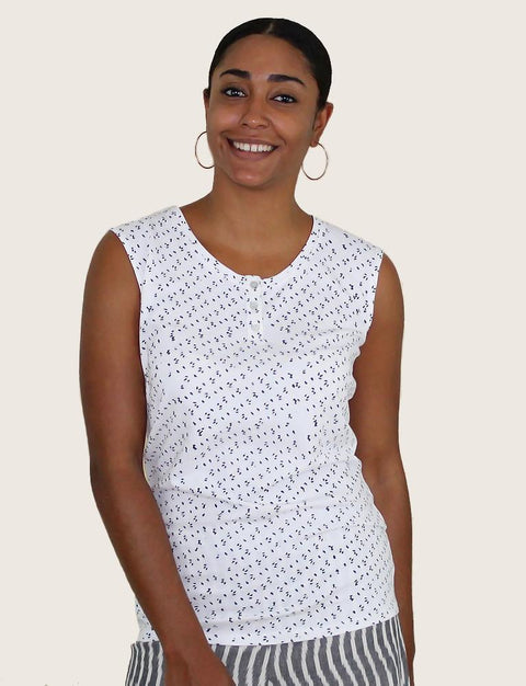Dotted Dots Organic Jersey Top