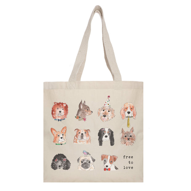 Dog Lover | Tote
