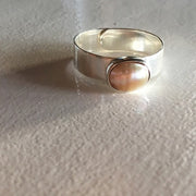 Dolores Freshwater Pearl Sterling Ring