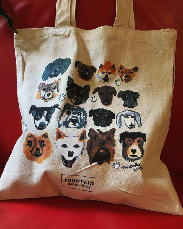 Limited Edition FH+B Pup Tote