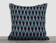 Ikat Plume Pillowcase
