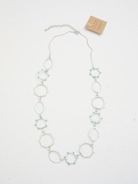 Infinite Loop Necklace