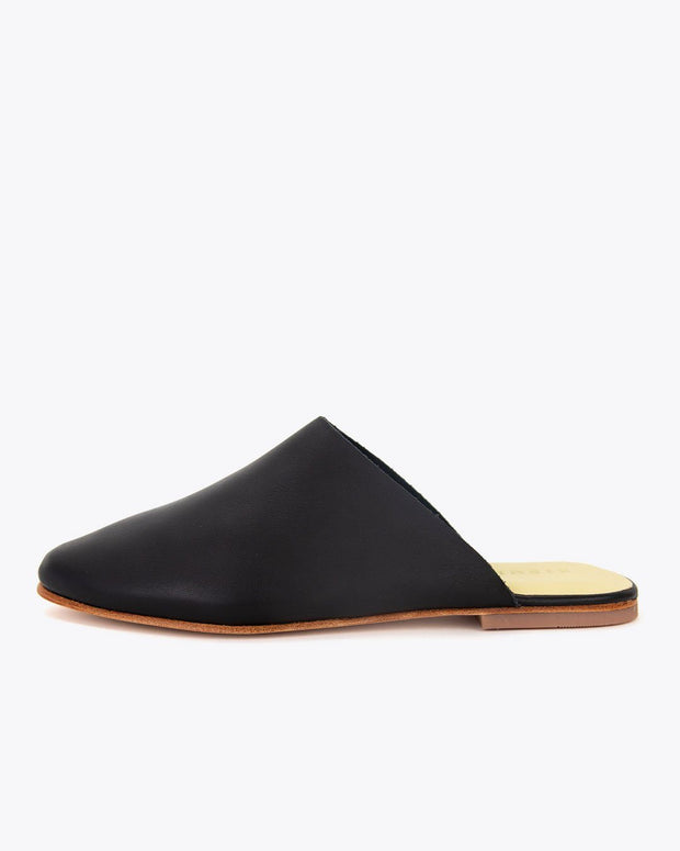 Lima Slip On Black