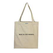 MARKET TOTE FLAT MADE BY FREE WOMEN