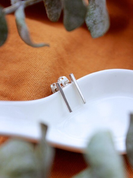 Mini Stud Set - Silver