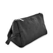 The Montaña Leather Toiletry Bag