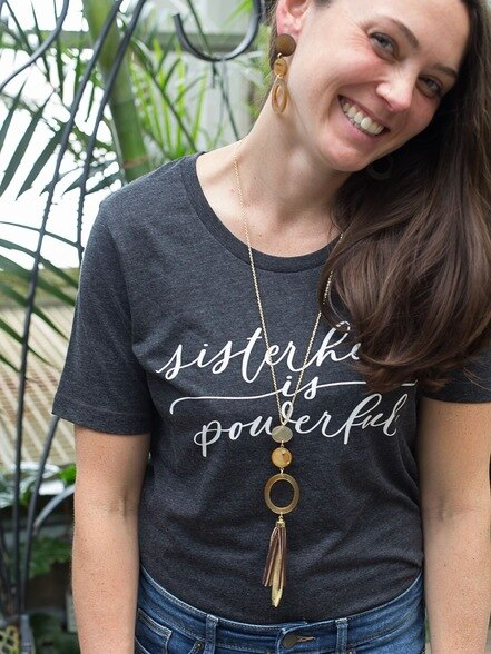 Outback Pendant Tassel Necklace