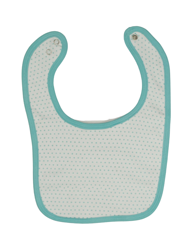Snap Bib - Available in 4 Colors