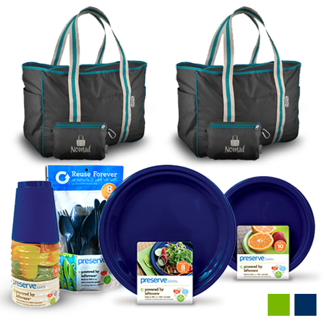 Shareware | On the Go Tableware | Pack for 60