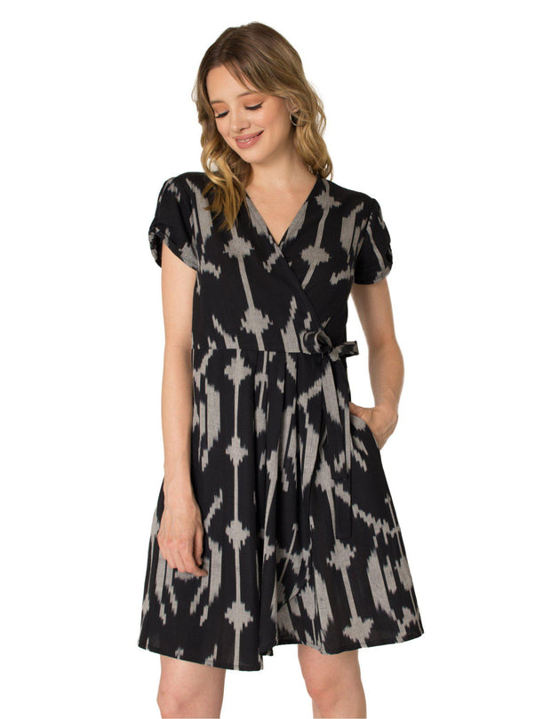 Odin Wrap Dress