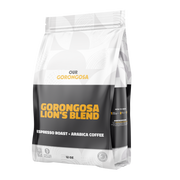 Gorongosa Lion's Blend (Espresso) | 12oz Bag