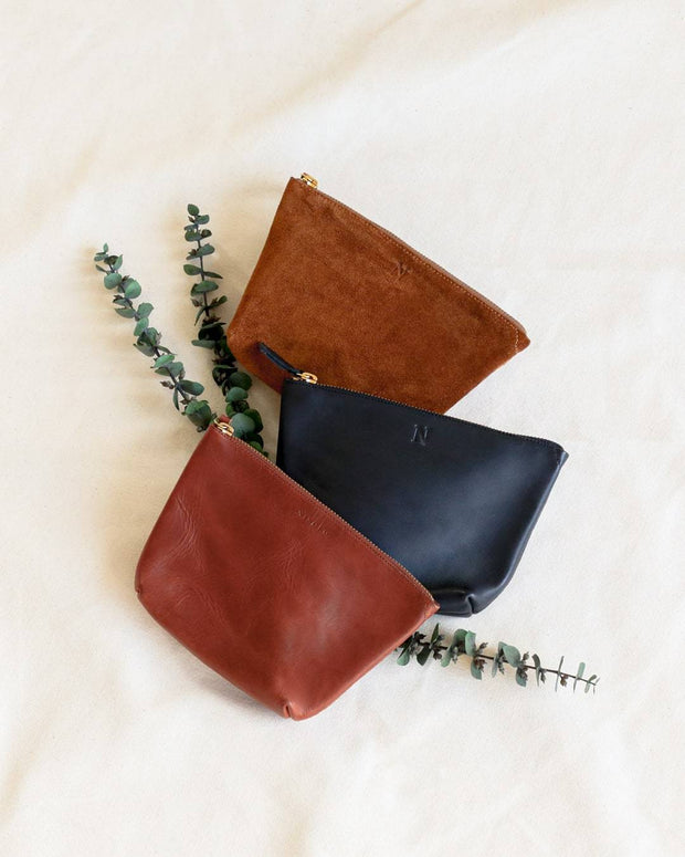 Rosa Pouch Rosewood