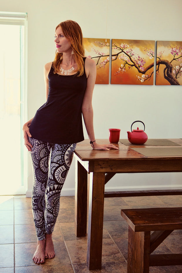 The Organic Cozy Cami